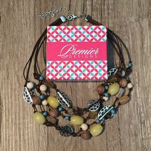 Never Been Worn Premier Designs Necklace